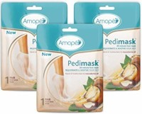 3 Pedimasks packs with macadamia nuts image
